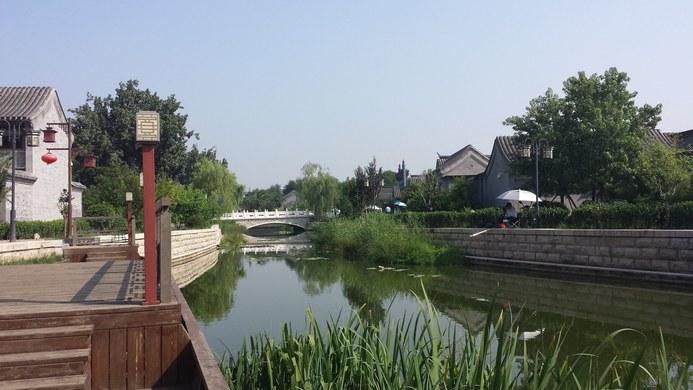 老北京胡同生活鼓楼 后海 南锣鼓巷可长租