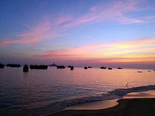 汕头南澳岛生态旅游区印象半岛靠海大床房