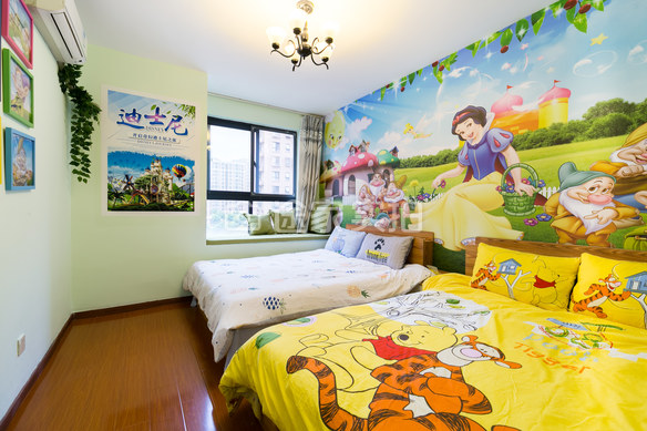 背景墙 房间 家居 起居室 设计 卧室 卧室装修 现代 装修 584_389